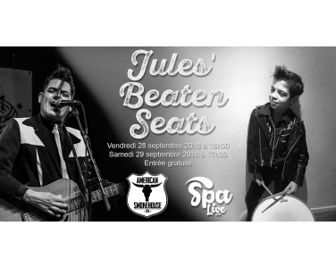 Concert - Jules' Beaten Seats