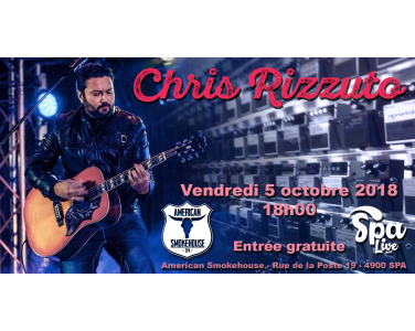 Concert - Chris Rizzuto