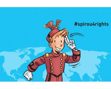 Exposition - Spirou 4 rights