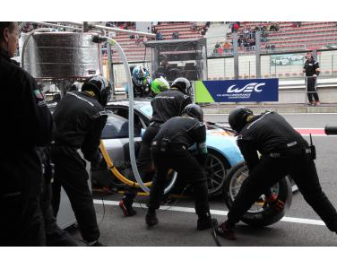 Wec Total 6H of Spa-Francorchamps